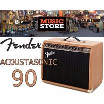 Fender Acoustasonic 90 Amplificador De Acústica