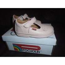 Zapatos Pocholin Para Niña