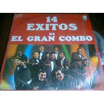 Disco Acetato De 14 Exitos De El Gran Combo