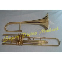 Trombone De Pisto Curto Sib Weril F671 Produto Novo