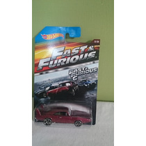 Charger Daytona Rapidos Y Furiosos,hot Wheels Fast & Furious