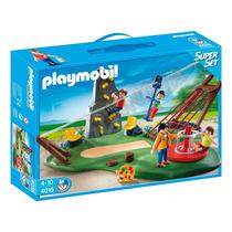 Playmobil 4015 Parque Infantil Serie Super Set