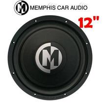 Subwoofer Memphis 15-pr12d4v2 Woofer De 12 Doble Bobina Bbf