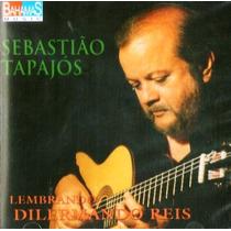 Cd Sebastião Tapajós Lembrando Dilermando Reis