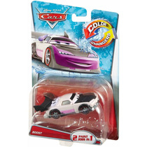 Disney Cars Color Changers Cambio Color Boost 2016