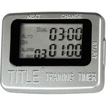 Title Boxing Training Timer Lbf