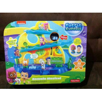 Fisher Price Bubble Guppies Escuela Musical.