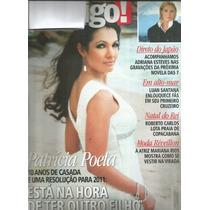 Contigo Patricia Poeta - Abril - Bonellihq Cx362