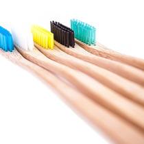 Cepillo Dental De Bambú Ecológico
