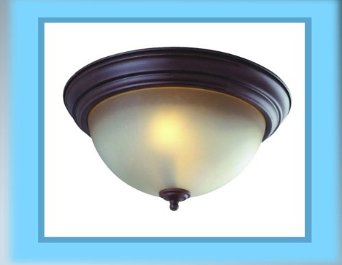 L mpara para techo 13 pulgadas con pantalla cristal en mercado libre - Ofertas de lamparas de techo ...