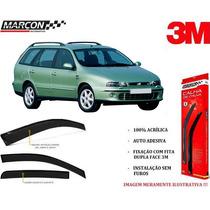 Calha De Chuva Fiat Marea Weekend 4p Marçon