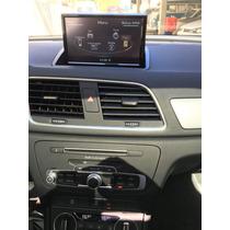 Kit Multimídia Audi Q3 Road Rover M1 Tv Gps Dvd Câmera