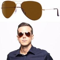 Gafas De Sol Ray Ban Rb3025 001/33 Gota Original Aviador B15