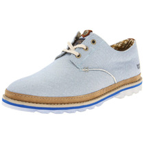 Zapato Caterpillar P715805 Cormac Hombre Azul T/40.5 41.5 42