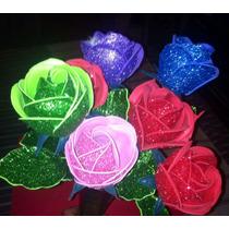 Flores En Goma Eva, Centro De Mesa Y Regalos