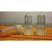 Tubos De Ensayo Golosinero Pack X 50 Unid. Con Tapa Plastica