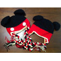 Chapeu Touca Ratinho Amigo Do Mickey Mouse Gorro Rasta Bebê!