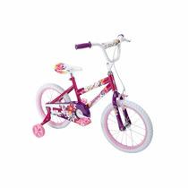 Bicicleta Rodada 16 Huffy Para Niña