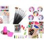 Kit Decoracion De Uñas Nail Art