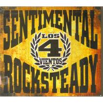 Los 4 Vientos - Sentimental R... ( Ska Mexicano ) Cd Rock