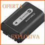 Bateria Recargable Np-fh50 Video Camara Sony Dcr-hc27 Hc30