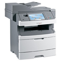 Equipo Multifuncional Lexmark X464 Copiadora Fax Impresora