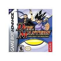 Game Boy Advance Duel Masters Kaijudo Showdown