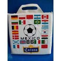 Cojin Del Mundial Mexico 86 Corona
