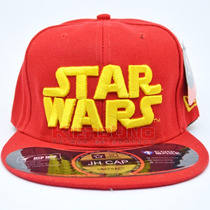 Gorra Star Wars Hip Hop Rap Bordada Cool Base Jh Cap Local