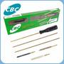 Kit Limpeza Cbc Para Carabina De Pressão Cal 5.5