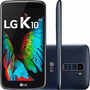 Celular Smartphone Lg K10 4g Tela 5.3 16gb 13mp Android 6.0