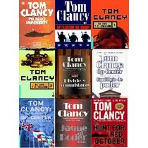 Tom Clancy. Coleccion En Pdf (ebooks)