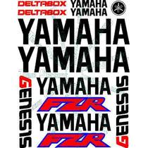 Jgo De Calcomanias Para Moto Yamaha Fzr Genesis 600 (1994)