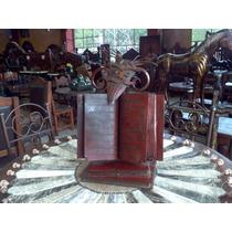 Exclusiva Escultura Don Quijote De La Mancha Estilo Antiguo.