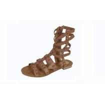 Sandalias Gladiadoras Romanas Bajas