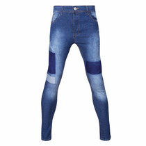 Chupín Squared Jean Elastizado - Quality Import Usa