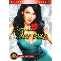 Teresa Angelique Boyer Telenovela Importada Dvd