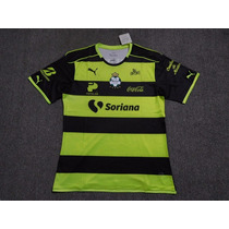 16-17 Santos Laguna Camiseta De Fútbol Cosas Soccer Jersey