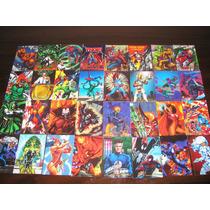 Tarjetas Pepsi Card Marvel 1995, Venta Por Unidad Con Lista