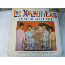 Los Xochimilcas En Lp,acetato De Coleccion