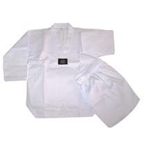 Dobok Blanco Champion - Uniforme Tae Kwon Do - Asiana