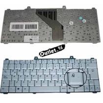 Teclado Dell Inspiron Netbook 700m Y 710m Gris/español Pyf