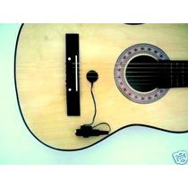 Pastilla Eléctrica Guitarra, Violín, Requinto, Chelo.