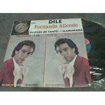L.p. 331/3 Grande Fernando Allende