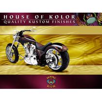 Pintura House Of Kolor Flamas Kandys Chopper Candys