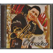 Cd Eliã Oliveira - É Ele (bônus_playback)