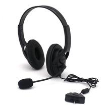 Fone Headset C/ Microfone Xbox 360 Abafador Stereo Conforto
