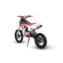 Nova Mini Moto Raptor 125 Cilindradas A Gasolina