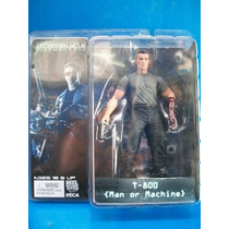 T-800 Man Or Machine Terminator Neca