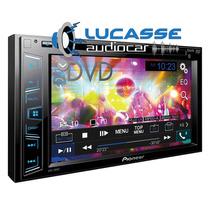 Stereo Pioneer Avh 285 Bt Doble Din Dvd Usb Bluetooth